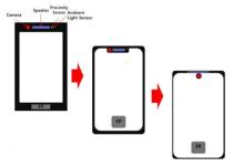 三星革命性技术正式公开:屏下藏摄像头