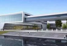 上汽大众首个新能源汽车工厂在上海开工