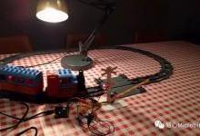 Micro:bit创意课程系列:火车道口