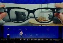 Facebook证实研发增强现实眼镜,产品面世仍需时间