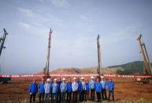 绵阳惠科240亿元8.6代项目正式开工建设