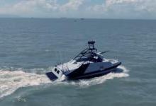 云洲最新重磅无人艇将亮相珠海航展