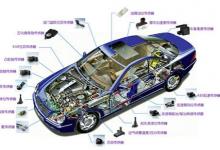机动车辆中压力传感器的作用