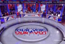 美国ABC新闻采用AR实景结合技术播报选举新闻
