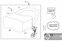 微软新专利:VR佩戴者以前置传感器观察世界