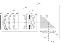 华为新专利曝光:液体摄像头