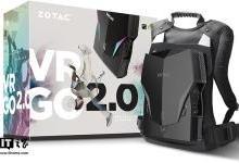 索泰发布 VR GO 2.0 可穿戴式PC