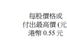 雷士照明耗资3.02万港元回购5.5万股