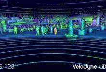 Velodyne展示用于安防解决方案的LiDAR技术