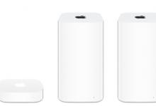 苹果不卖AirPort路由器产品啦!