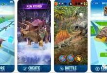 AR游戏《侏罗纪世界 Alive》能否成为下一个PMGO?