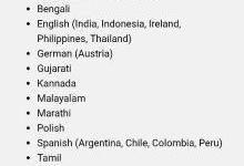 谷歌助手Google Assistant新增14种语言