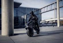 完全3D打印的电动摩托车NERA