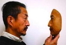 日本REAL-f公司制作高仿真面具用于训练人脸识别