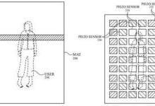 """苹果睡眠监测专利:铺在床上的传感""""毯"""""""