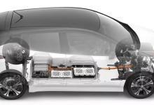 各级别纯电动车综合百公里耗电量排名
