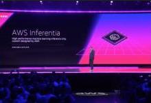 亚马逊发布首款云AI芯片