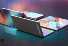 三星可折叠手机专利:形似Surface Phone