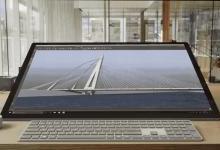 Surface Studio 2实测:超大触屏一体机