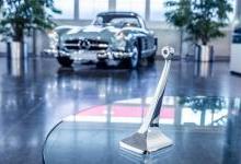 戴姆勒为奔驰经典车型提供3D打印备件