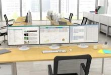 EIZO发布全新窄边框显示器