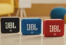 JBL GO SMART2 音乐魔方二代便携式人工智能音响智慧上市