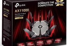 TP-Link正式发布首款802.11ax路由器