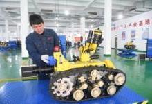 福建最大批次消防机器人列装交付