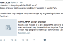英特尔服务器芯片业务遭科技巨头围剿