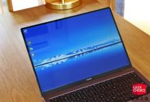 华为MateBook 13笔记本体验评测
