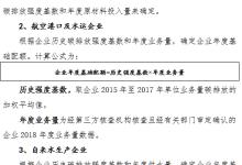 上海市2018年碳排放配额分配方案
