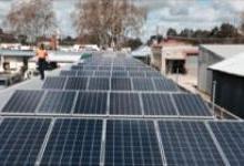 东方日升在澳参建大型储能项目并网
