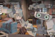 Facebook开源技术,VR头显视觉效果逼真