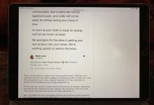 2017款iPad Pro被曝屏幕集体出现亮点