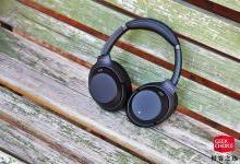 年度降噪耳机:索尼WH-1000XM3