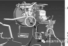 混动车型制动系统及其他模式