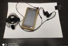雷军微博晒:价值2W元的索尼HIFI播放器