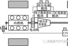 ISG混合动力系统