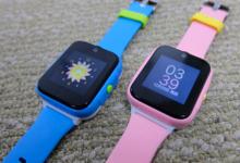 高配版儿童智能手表W1体验