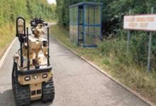 英国军方获得带有触觉反馈的拆弹机器人