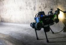 ANYmal机器人开始检查下水道工作