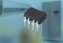 Vishay新款集成功率光敏可控硅性能达到600V/μs dv/dt