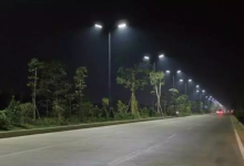 智慧城市怎么做?智慧路灯撬动盈利新蓝海