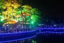 智慧城市照明年内有望爆发 LED行业体系现雏形