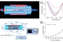 深圳先进院研制出黑磷光纤化学传感器