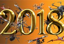 """2018是无人机""""改头换面""""的一年?市场巨大"""