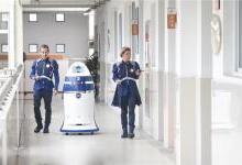安防机器人助力社会安防保驾护航