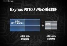 三星Exynos 9810确认支持3D面部识别