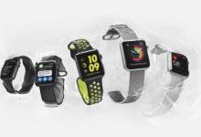 苹果去年卖了1800万块智能手表,比2016年多54%