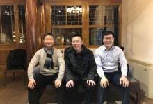 快播创始人王欣出狱后与友人畅聊人工智能+视频